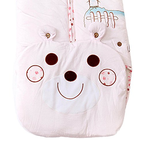 Baby Sleep Bag Wearable Blanket With Removable Sleeves
