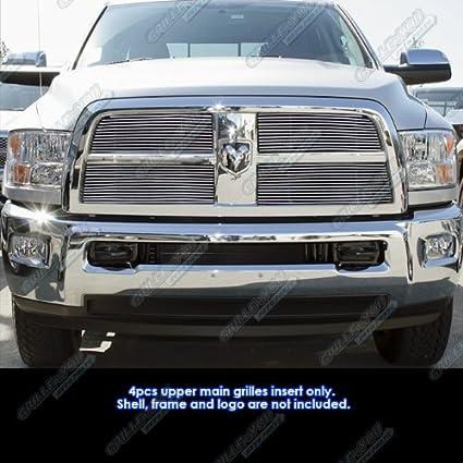 APS Fits 2010-2012 Dodge Ram 2500//3500 Billet Grille Grill Insert #D66864A
