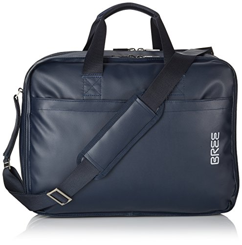 Bree Punch 67 15'' Briefcase with laptop compartment 83251067-blue (Bree Punch)
