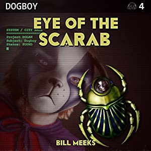 Eye of the Scarab Audiobook