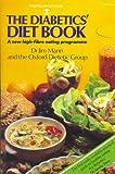 Diabetics' Diet Book, Jim Mann, 0906348358