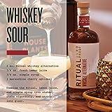 Ritual Zero Proof Whiskey Alternative   A