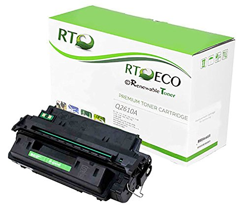 Renewable Toner 10A Q2610A Compatible Toner Cartridge for HP LaserJet 2300 Printer Series 2300 Series 6000 Page Yield