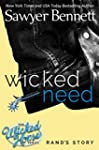 Wicked Need (The Wicked Horse Series...