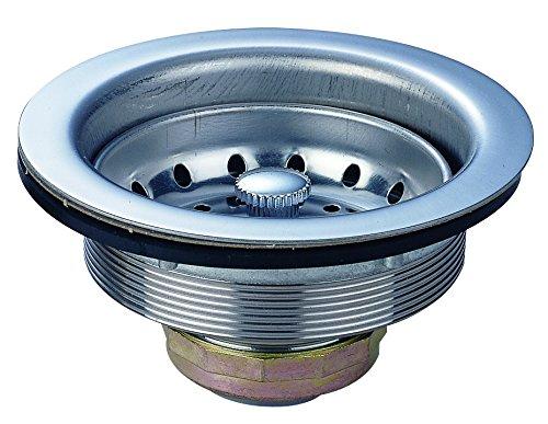 Tarrison 309001 Stainless Steel Duo-Basket Strainer, 3-1/2