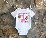 Bubble Guppies Birthday Shirt, Bubble Guppies Birthday Shirt For Girls, Personalized Girls Bubble Guppies Birthday Shirt, Customized Bubble Guppies Birthday Shirt