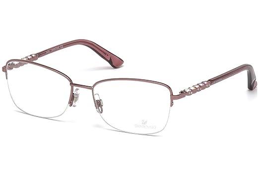 685b2e2831 Daniel Swarovski Eyeglasses Felicia SW5140 SW 5140 072 Pink Optical Frame  54mm