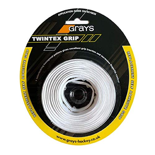GRAYS Twintex White Field Hockey Stick Grip Tape