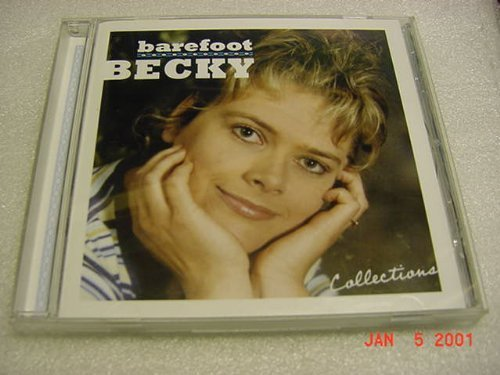Price comparison product image Audio Music CD Of Barefoot Becky Collections From Cedar Rapids Iowa. Accordian Music. Becky Livermore. by Jerome Vogal,  Bart Stolquist,  Dale Thomas amd Kim Klima. Becky Livermore (2002-05-04)