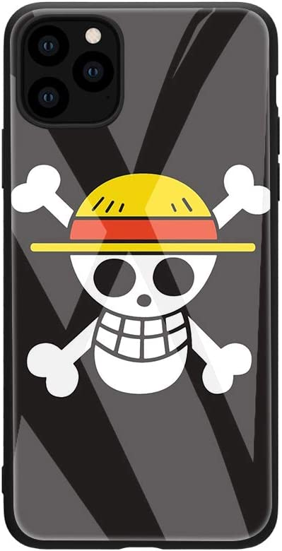 Amazon.com: FUTURECASE Anime Cartoon One Piece Luffy Gear 4 Tempered Glass Phone Case for iPhone 6 6S 7 8 Plus 10 X XR XS Max 11 11Pro 11 Pro Max Cool Covers (5, iPhone 11 Pro): Computers & Accessories
