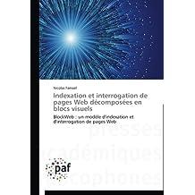 INDEXATION ET INTERROGATION DE PAGES WEB DECO