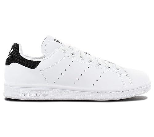adidas Originals Stan Smith Damen Schuhe Weiß Leder Sneaker Retro Turnschuhe
