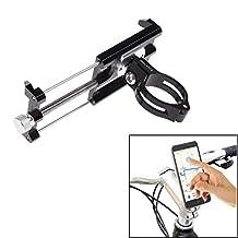 GUB G-85 Adjustable Alloy Bike Bicycle Holder Motorcycle Handle Phone Mount Handlebar Extender Phone Holder For iPhone Cellphone GPS Etc
