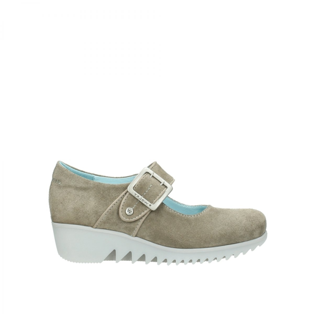 Wolky Comfort Mary Janes Silky B01DZJC9BA 43 M EU|40250 Sand Suede