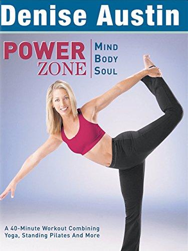Denise Austin- Power Zone: Mnd, Body, Soul