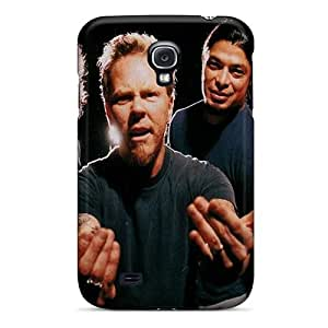 Fashionable Design Metallica Rugged Cases Covers For Galaxy S4 New