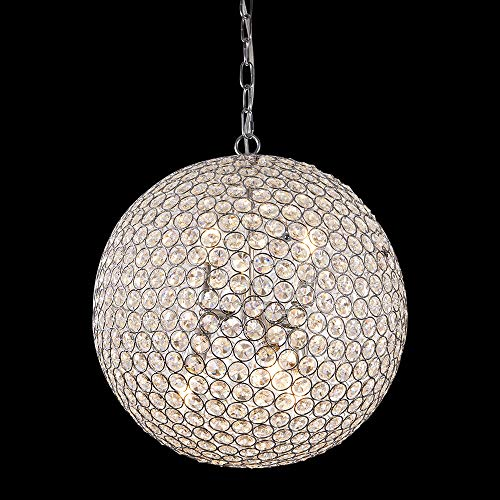6 Light Wire Ball Pendant in US - 2