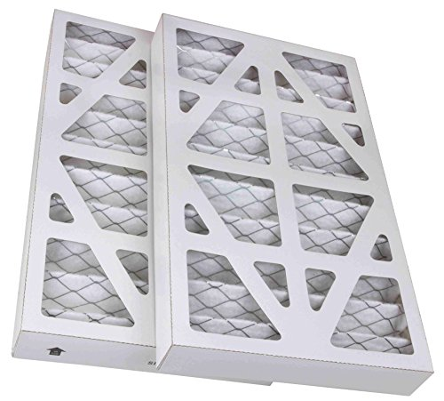 WEN 90243-027-2 5-Micron Outer Air Filters, 2-Pack (for the WEN 3410 Air Filtration System) (Best Shop Air Filtration System)