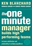 img - for The One Minute Manager: The One Minute Manager Builds High Performing Teams book / textbook / text book