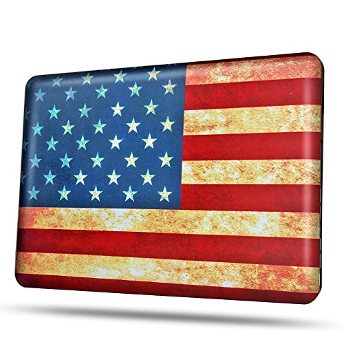 TNP MacBook Case Flag Pattern