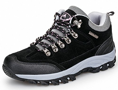 da donna Stivali da Scarpe da da escursionismo B Nero Ben Uomo escursionismo Calzature Sports escursionismo UawWvSq
