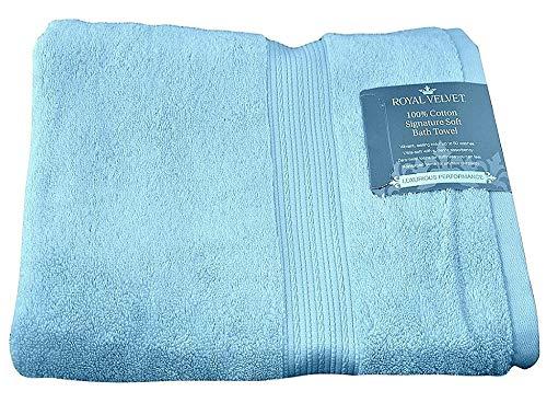Amazon Com Royal Velvet Luxury Signature Soft Solid Bath Towel