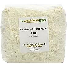 Buy Whole Foods Online Ltd. Spelt Flour Wholemeal 1 Kg