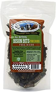 Boulder Dog Food Company All Natural Bits Dog Treats - Dog Treats Made in USA Only
