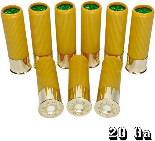 B-Unique Enterprises, Inc. B's Dry Fire Snap Caps - Dummy 20 Gauge Training Rounds (20 Ga Yellow 2 ¾