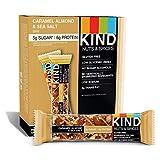 KIND Bar,Gluten Free, (Caramel Almond & Sea Salt, 24 Bars)