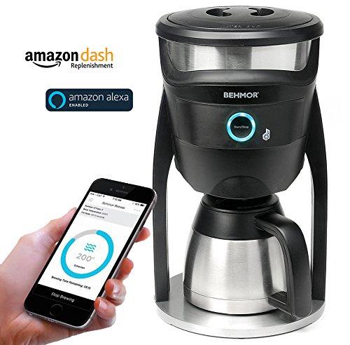 Alexa Compatible Coffee Maker