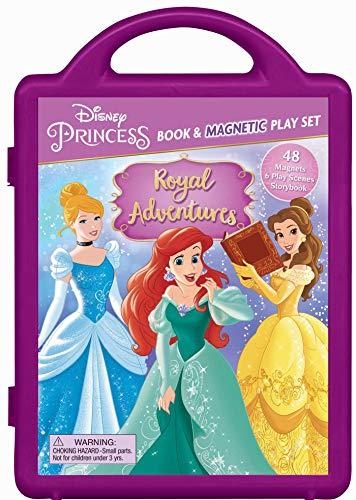 Disney Princess Royal Adventures (Magnetic Playset)