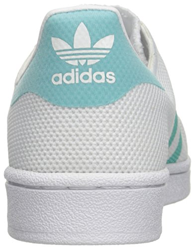 W White Adidas Superstar Femme white Basses Sneakers Mint easy Hwqw5C