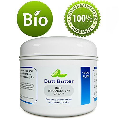 Natural Butt Enhancement Cream for Women and Men - Plump Booty Enhancer Lotion - Butt Firming and Tightening Cream - Sexy Butt Lifter Cream - Butt Enlargement Cream - Butt Augmentation Cream (Best Non Surgical Cheek Lift)