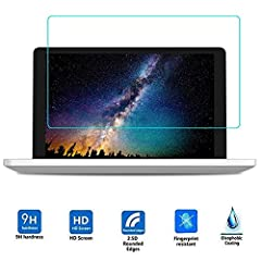 IMPORTANT: Clean the screen before installation, otherwise there will be bubblesFeatures 1.incomparable Clarity :Screen Protector is highly transparent to preserve the high resolution and vivid colors of your LCD display 2.Silicone adhesive c...