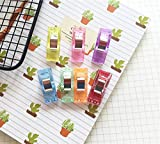 100 PCS Multipurpose Sewing Clips in Different