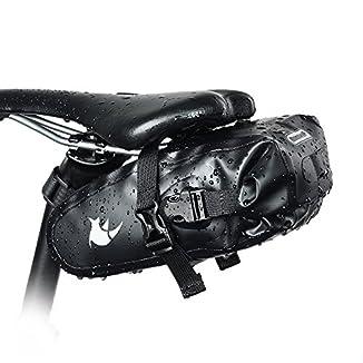 Bolsa bikepacking trasera compacta 1