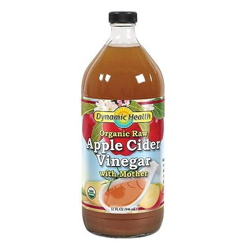 Dynamiczne zdrowie Ocet jabłkowy na cydr (Apple Cider Vinegar)