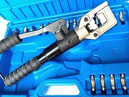 Crimpadora hidráulico Kohstar HT-51 Rango de presión de trabajo 10-240 para al