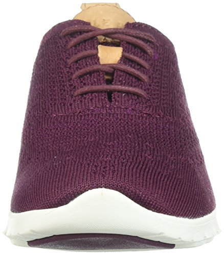 Cole Haan Women's Zerogrand Stitchlite Closed Oxford, Malbec, 10 B US by Cole Haan (Image #4)