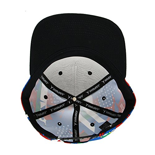 Jordan Air Caps Black Unisex Adult (789502-010) One Size