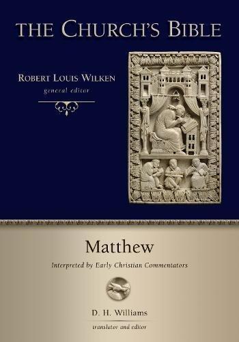 Download Matthew (The Church's Bible) ebook