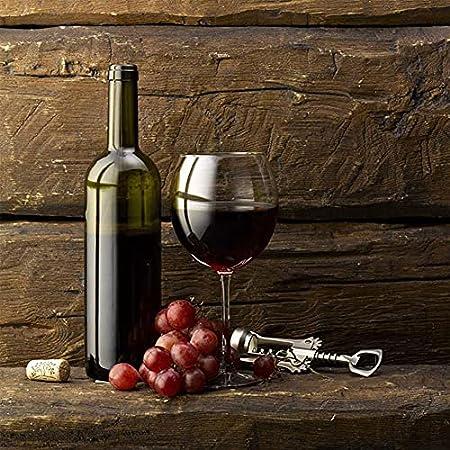 Her Kindness Abrebotellas de vino Sacacorchos de ala,Sacacorchos de Champán Plateado Sacacorchos con Función de Apertura de Cerveza,para Cocina,Restaurante,Castillo y Bares