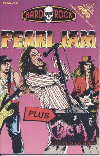 Hard Rock Comics #8 Pearl Jam