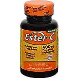 Ester-C® 500 mg with Citrus Bioflavonoids Capsules