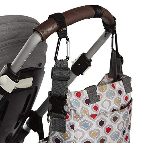 miniatura 8 - Ganci per Passeggino, Baby Uma - Appendi la spesa & le borse in tutta sicurezza