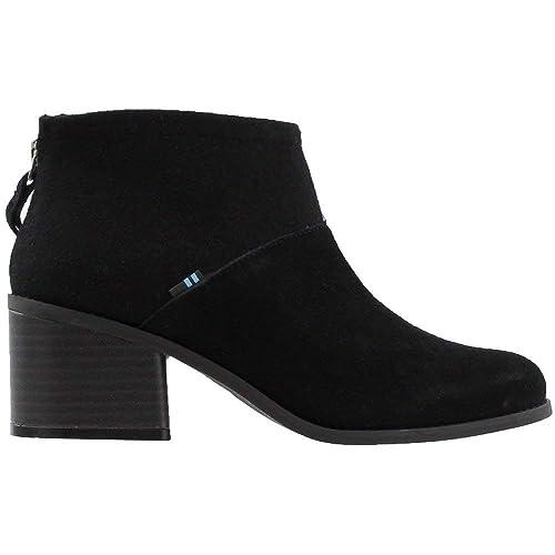 Amazon.com: TOMS botines de encaje para mujer: Toms: Shoes