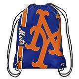 New York Mets Big Logo Drawstring Backpack