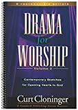 img - for Drama for Worship Volume 2: Contemporary Sketches for Opening Hearts to God (A Standard Publishing Drama Resource) book / textbook / text book