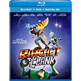 Ratchet & Clank (Blu-ray + DVD + Digital HD)
